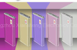 Caricatore portatile Powerbank del metallo della cassa di potere della Banca 12000mAh dell'affissione a cristalli liquidi della batteria esterna doppia ultrasottile del USB per il telefono mobile