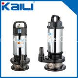 QDXのFloatorスイッチ(承認されるセリウム)が付いている電気浸水許容の水ポンプ