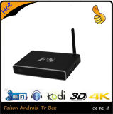 Nuevo rectángulo androide de Google TV 2g/8g Ott TV del chipset de Amlogic S812
