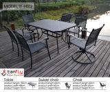 Personalizzato la mobilia esterna della lega di alluminio della pressofusione