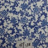 Blumen-Muster gedrucktes synthetisches Lether für Stühle (HS039#)