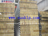 Водоустойчивое Rock Wool Sandwich Panel для Roof и Wall