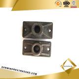 12.7mm vorgespannter Beton-Pfosten gespannter Monoanker