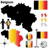 Expédition exprès/expédition de TNT vers la Belgique