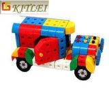 Jouet intelligent de véhicule du modèle DIY du puzzle 4D de la qualité en plastique neuve DIY de jouet
