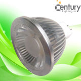 Weiß/Black 4W COB GU10 MR16 E27 LED Spotlight Bulb Lamp LED Lighting LED Spot Light