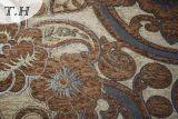 57 'Tela gruesa del telar jacquar del Chenille del ancho para el sofá