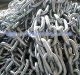Ele e catena a maglia d'acciaio dell'alto ferro della prova G40/G43/G50/G60/G70/G80/G100 di HDG con gli ami