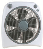 12inch Box Fan mit 3-Speed Adjustable Fan 2-Hrs Timer
