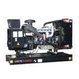 150kVA раскрывают тип тепловозный генератор Perkins Двигателем