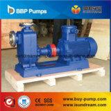 Pompe centrifuge auto-amorçante de ferme d'irrigation d'eau propre de Zx