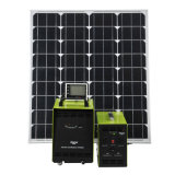 Comitato solare e batteria del sistema di energia solare Spb600 per esterno o l'automobile