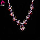 Оптовые серьги конструкции формы цветка ювелирных изделий способа и комплекты ожерелья