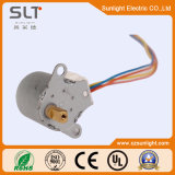 12V High Torque Permanent Circle Gear Box Stepping Motor