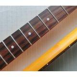 Garganta Tele Finished da guitarra do vintage do Fingerboard do Rosewood nitro