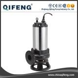 Type de Wq Non-Obstruant la pompe submersible d'étang d'eaux d'égout