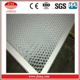 Panneau en aluminium de nid d'abeilles pour le matériau de construction (JH207)