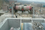 Máquina do moinho de esfera do processamento mineral do cimento do minério do ouro