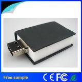 Kundenspezifisches Firmenzeichen 3D Belüftung-Buch-Form USB-Feder-Laufwerk