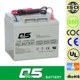 12V38AH, pode personalizar 28AH, 35AH, 40AH, 42AH, padrão da bateria da energia de vento da bateria do GEL da bateria 45AH solar não personaliza produtos