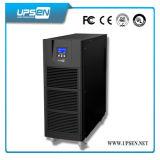 Sistema en línea de alta frecuencia 6kVA-20kVA de la UPS de la fuente de alimentación continuo