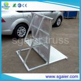 Konkurrierendes Price Aluminium Crowd Folding Barriers System für Event Protect