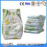 Weiche Sorgfalt-Absorptions-wegwerfbarer Baby-Windel-Hersteller