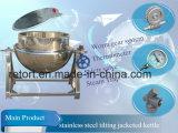 Ostruzione di cottura rivestita della caldaia dell'acciaio inossidabile che cucina caldaia (K-ST)