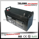 batteria del gel 12V120ah per il sistema di energia solare