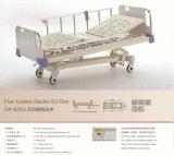 Lit d'hôpital électrique de la Cinq-Fonction ICU Da-8 (ECOM12)
