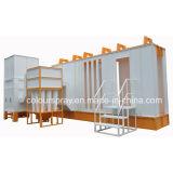 Cabina automatica del rivestimento della polvere del Multi-Ciclone