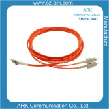 FTTH Singlemode Multimode Simplex Duplex Optical Fiber