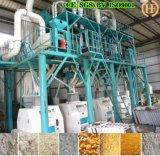 Planta de trituração do milho da Zâmbia de Lusaka, máquina do moinho de farinha do milho