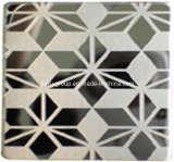 Chapa de aço 304 inoxidável do laminado gravado