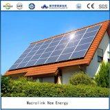 Модуль Monocrystalline модуля панели солнечных батарей 250W солнечный