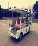 Ambulanza elettrica Rsd-J604A di uso dell'ospedale delle 4 sedi mini