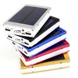 крен силы заряжателя мобильного телефона портативной батареи 10000mAh СИД солнечный
