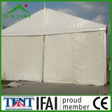 AluminiumAlloy Glass Wall Messe Plastic Tent 30mx50m