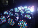 La maggior parte del indicatore luminoso impermeabile professionale di PARITÀ di illuminazione 54PCS 3W LED