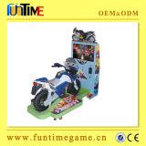 De sonische Machine van het Spel van de Arcade van de Autorennen van de Simulator van Jonge geitjes Muntstuk In werking gestelde