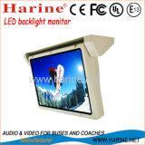 Monitor motorizado 18.5 polegadas da tela da tevê LCD da cor do barramento