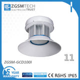 LED 높은 만 빛이 낮은 만 빛에 의하여 100W LED 채광한다