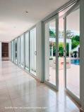 Aluminio resistente que bloquea de varios puntos Windows de desplazamiento del mejor precio y puertas