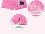 en la mezcla común del algodón de la ropa interior 100 de los cabritos de Ana Elsa del verano ropa interior coloreada de las bragas de las muchachas por 2-10 años