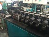 Máquina enclavijada poligonal/redonda de la tira de acero galvanizada del metal del manguito