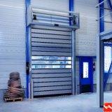 Prix en acier de fournisseurs de porte d'obturateur de roulement de conservation de la chaleur de garantie en métal de la Chine