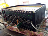Sistema de intercomunicación telefónica central 112 Extensiones PBX con sistema simple de facturación de hoteles Gestión de software