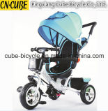 Tricycle neuf de bébé de modèle/tricycle d'enfants avec différentes couleurs