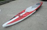 Planche de surfing gonflable de panneau de boogie de couleur rouge à vendre