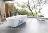 Bañera libre de la elipse del diseño de la manera con una cara impresa (LT-5E)
